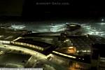 Flughafen Wien bei Nacht
