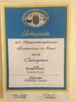 NÖ Landesschau Champion V-97 King 0.1 braun