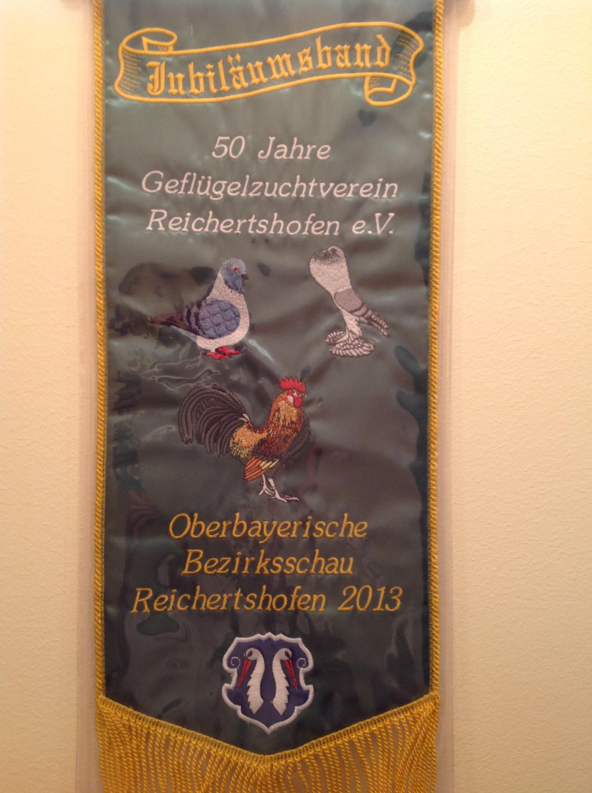 BSS Reichertshofen 2013 Jubiläumsband King braun