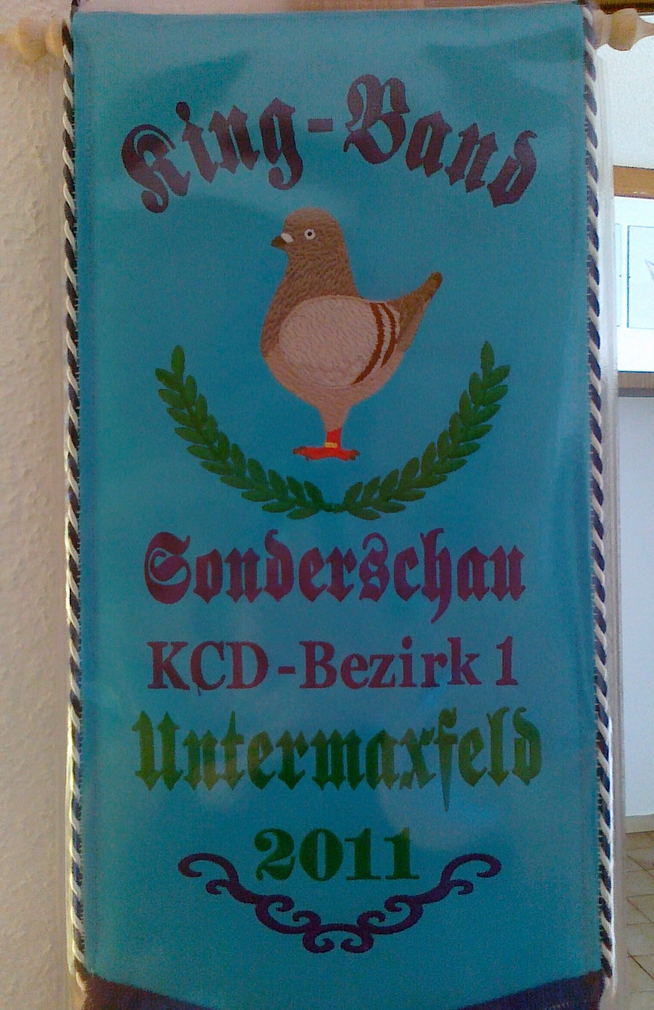 V-Kingband BSS Untermaxfeld King Braunfahl