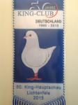 50.King HSS 2015 in Lichtenfels        V-Kingband 0.1 braun