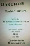 Bundesmeister Wiener Neustadt 2011